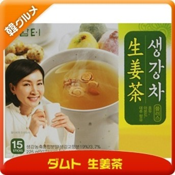 「ダムト」粉末生姜茶「15gX15包」■韓国食品■0812