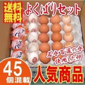 【美味しさ保障・送料無料】よくばりセット(大)名水赤がら20個・スモッち15個・温泉卵10個セット!産地直送!