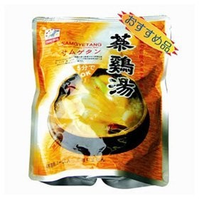 『ファイン』参鶏湯|サムゲタン(800g) レトルト お粥 韓国料理 韓国食品