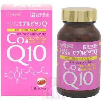 日本薬店 Co Q10 エネルギー代謝改善 モデルビタンQ 薬王製薬