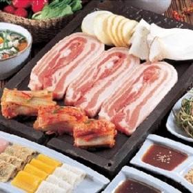 「hantosi」焼肉定番 豚三段バラ スライス 1kg 特価 クルー便 ※クール便代(選択しない場合は常温便発送/クール便代は1回だけ選択してください)