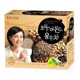 【ハントシ・韓国お茶】クルミ・ハトムギ茶 12g15包
