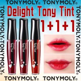 ★1+1+1★<国内即日発送>★1+1お得Set★(TonyMoly トニーモリー)new Delight tony tint ニュー ディライト トニーティント 1+1お得Set 選択3カラー