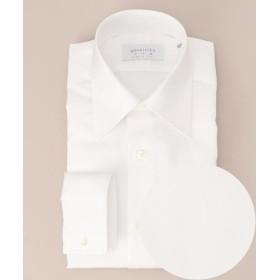 五大陸 SLOWVINTAGE ドレスシャツ レギュラーカラー メンズ ホワイト系 15H 【gotairiku】
