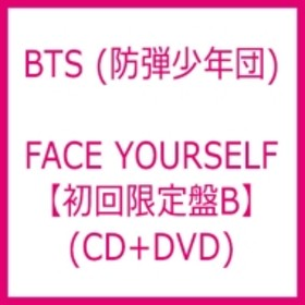 BTS/Face Yourself (B)(+dvd)(Ltd)