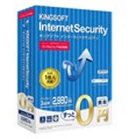 キングソフト 〔Win版〕 KINGSOFT InternetSecurity 3台版 [Windows用] KINGSOFT INTERNETSEC