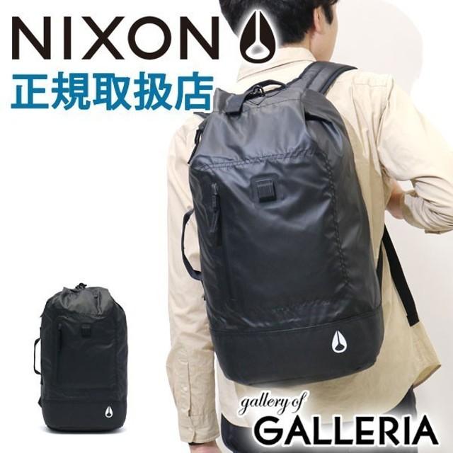 NIXON ニクソン ORIGAMI PU BACKPACK C2858
