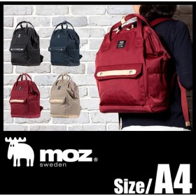 moz モズ リュックサック A4 ZZCI-07A