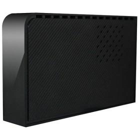 HDD 外付けHDD 4TB Fabox テレビ録画 PCデータ保存 つなぐだけで使える FB34000EX3/BK-F HDD、ハードディスクドライブ
