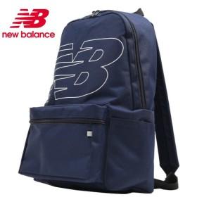 ニューバランス バックパック メンズ レディース ロゴバックパック JABL8224 new balance