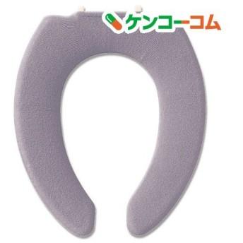 ロイヤルコレクション U型専用便座カバー チェルシー グレー ( 1枚入 )/ ロイヤルコレクション