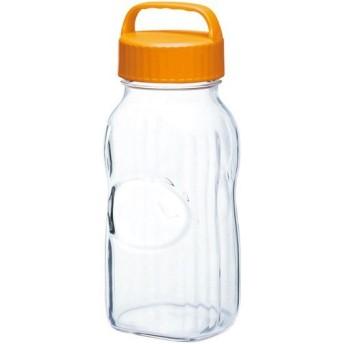 漬け上手 果実酒ポット オレンジ 2000ml 日本製 I-77861-OR-B-JAN ( 1コ入 )