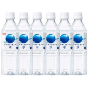 キリン アルカリイオンの水 500ml 1セット(6本)