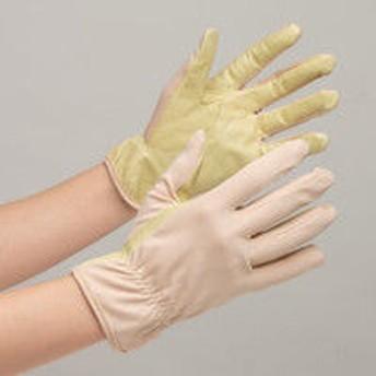 ミドリ安全 革手袋 #7002-1品管ライナー LL 12双入 1打(12双入)(直送品)