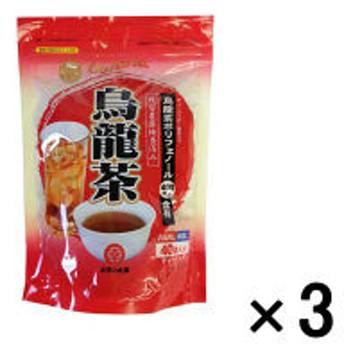 【アウトレット】お茶の丸幸 烏龍茶ティーバッグ 1セット(120包:40包×3袋)