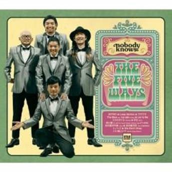 nobodyknows + ノーバディ ノーズ / THE FIVE WAYS【CD】