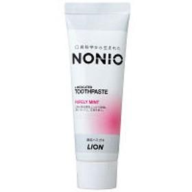 NONIO(ノニオ) ハミガキ ピュアリーミント 130g ライオン 歯磨き粉