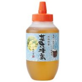 中国産菜の花蜂蜜1000g(とんがり容器)