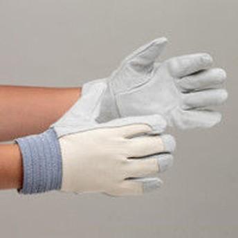 ミドリ安全 革手袋 MT-104 甲メリヤス付 国産品 12双入 1打(12双入)(直送品)