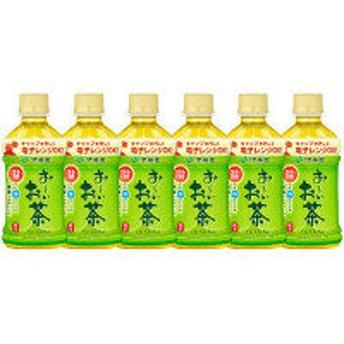 伊藤園 レンジ加温可 おーいお茶 緑茶 345ml ホット 1セット(6本)