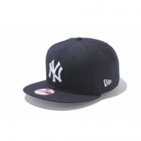 ニューエラ(NEW ERA) 9FIFTY ニューヨーク・ヤンキース ネイビー×ホワイト 11308467(Men's)