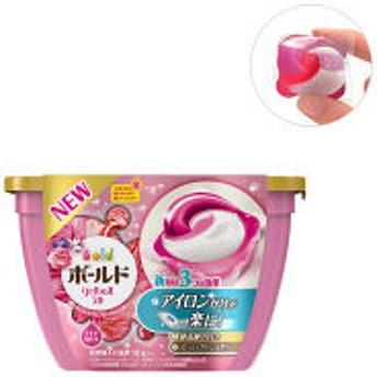 ボールド ジェルボール3D プレミアムブロッサム 本体 1個(18粒入) 洗濯洗剤 P&G