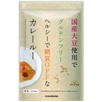 マルコメ ダイズラボ 大豆粉のカレールゥ【糖質オフ】 120g 1個