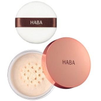 HABA(ハーバー) エアリールースパウダー/おしろい(ナチュラルルーセント01) SPF8 PA+ ハーバー研究所