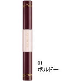 COFFRET DOR(コフレドール) Wカラーマスカラ&ライナー 01(ボルドー) Kanebo(カネボウ)