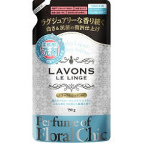 ラボン LAVONS 柔軟剤入り洗剤 詰め替え 750g フローラルシック