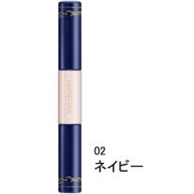 COFFRET DOR(コフレドール) Wカラーマスカラ&ライナー 02(ネイビー) Kanebo(カネボウ)