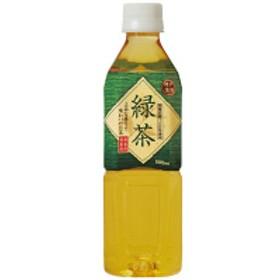 富永貿易 神戸茶房緑茶 500ml 1箱(24本入)
