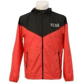 (セール)Number(ナンバー)ランニング メンズウェア RCNB ウィンドジャケット NB-F16-302-109 メンズ レッド/ブラック