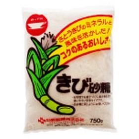日清製糖 きび砂糖 750g