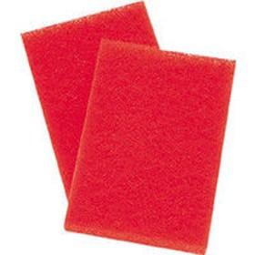 スリーエム ジャパン(3M) 3M 取り換え用ハンドパッド(ホルダー961用) 赤 88X127mm 961 RED 1枚 303-4321 (直送品)
