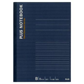 プラス ノートブック セミB5 30枚 B罫 NO-003BS 76702