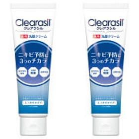 クレアラシル 薬用洗顔フォーム10× 120g 2個 レキットベンキーザー・ジャパン