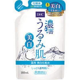 DHC(ディーエイチシー) 濃密うるみ肌 薬用美白化粧水(詰替用) 180mL