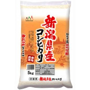 【精白米】新潟県産コシヒカリ 5kg 平成30年産