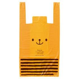 70f45f62a90 ヘッズ レジ袋 ロマンチックスイートレジバッグ L RO-L-K 1箱(100枚入 ...