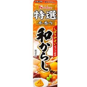 ハウス食品 特選本香り和からし 42g