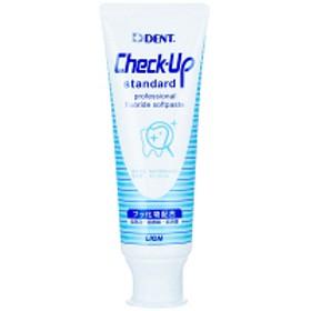 DENT Check-Up standard(デント チェックアップスタンダード)120g ライオン 歯磨き粉