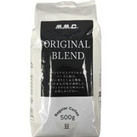 【コーヒー豆】三本コーヒー オリジナルブレンド 豆 1袋(500g)