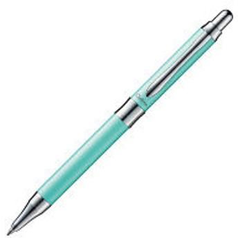 油性ボールペン ビクーニャEX シエリナ 0.5mm グリーン BX3005CD ぺんてる