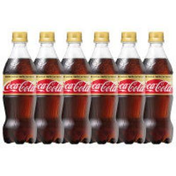 コカ・コーラ ゼロカフェイン 500ml 1セット(6本)