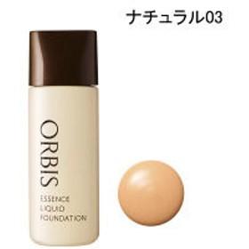 ORBIS(オルビス) エッセンスリキッドファンデーション ナチュラル03 30mL SPF20 PA++