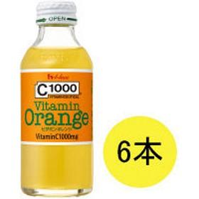 C1000ビタミンオレンジ 1パック(6本) ハウスウェルネスフーズ 栄養ドリンク