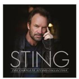 Sting スティング / Complete Studio Collection (BOX仕様 / 16枚組 / 180グラム重量盤レコード)【LP】
