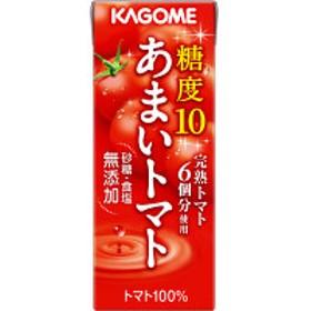 カゴメ あまいトマト 200ml 1箱(24本入)