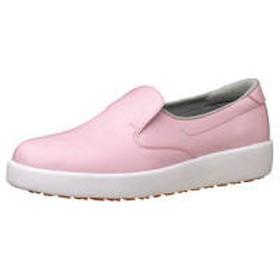 ミドリ安全 ハイグリップ作業靴H-700N 27.5cm ピンク SKT4360 (取寄品)